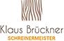Schreinerei Brückner Logo